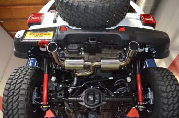 Injen Technology - Injen Dual Exhaust System (Polished) - Image 5