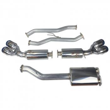 Injen Technology - Injen Performance Exhaust System - Image 1