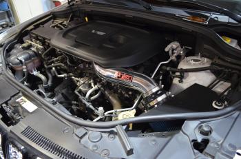 Injen Technology - Injen PF Cold Air Intake System (Wrinkle Black) - PF5023WB - Image 4
