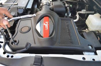 Injen Technology - Injen EVOLUTION Cold Air Intake System (Dry Air Filter) - EVO1901 - Image 5