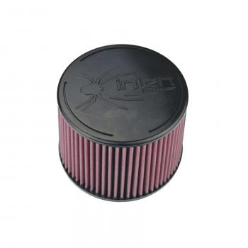 Injen Technology - Injen Technology 8-Layer Oiled Cotton Gauze Air Filter - X-1125-BR - Image 2