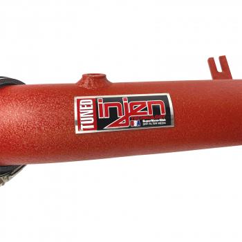 Injen Technology - Injen SES Intercooler Pipes - Wrinkle Red - SES3078ICPWR - Image 2