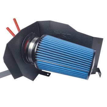 Injen Technology - Injen SP Short Ram Cold Air Intake System (Wrinkle Red) - SP1355WR - Image 4
