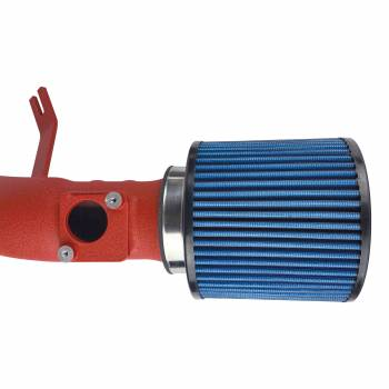 Injen Technology - Injen SP Short Ram Cold Air Intake System (Wrinkle Red) - SP1584WR - Image 2