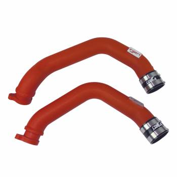 Injen Technology - Injen SES Intercooler Pipes (Wrinkle Red) - SES1116ICPWR - Image 1