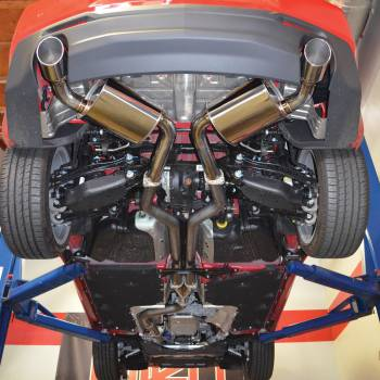 Injen Technology - Injen Performance Exhaust System - SES7300 - Image 3