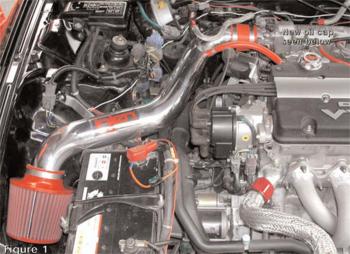 Injen Technology - Injen IS Short Ram Cold Air Intake System (Black) - IS1720BLK - Image 4