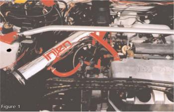 Injen Technology - Injen IS Short Ram Cold Air Intake System (Black) - IS1555BLK - Image 4