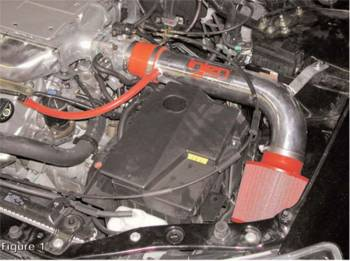 Injen Technology - Injen IS Short Ram Cold Air Intake System (Black) - IS1660BLK - Image 4