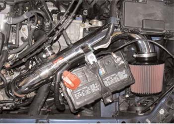 Injen Technology - Injen IS Short Ram Cold Air Intake System (Black) - IS1726BLK - Image 5