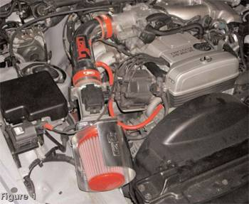 Injen Technology - Injen IS Short Ram Cold Air Intake System (Black) - IS2083BLK - Image 4