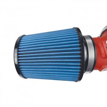 Injen Technology - Injen PK Power Package System - Supra A90 (Wrinkle Red) - PK2300WR - Image 5