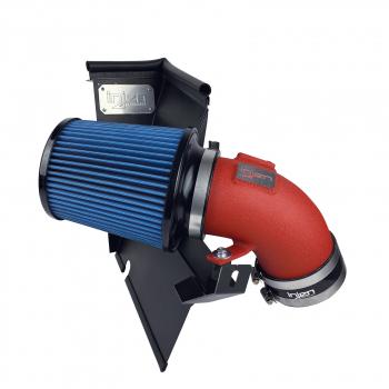 Injen Technology - Injen PK Power Package System - Supra A90 (Wrinkle Red) - PK2300WR - Image 3