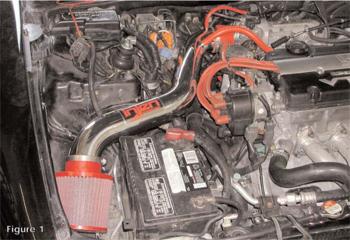 Injen Technology - Injen IS Short Ram Cold Air Intake System (Black) - IS1700BLK - Image 5