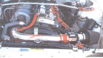 Injen Technology - Injen IS Short Ram Cold Air Intake System (Black) - IS1900BLK - Image 5