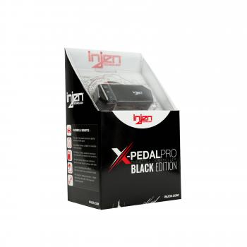 Injen Technology - Injen X-Pedal PRO Black Edition Throttle Controller - PT0002B - Image 1