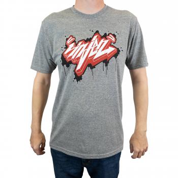 Injen Technology - Injen - Graffiti Design T-Shirt - Image 2