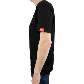 Injen Technology - Injen - Font Design T-Shirt (Black) - Image 3
