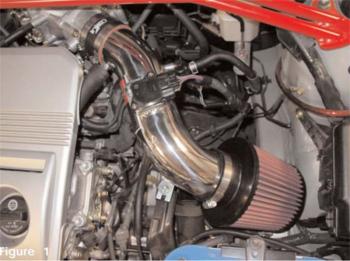 Injen Technology - Injen IS Short Ram Cold Air Intake System (Laser Black) - IS2032BLK - Image 2