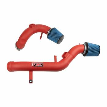 Injen Technology - Injen SP Short Ram Cold Air Intake System (Wrinkle Red) - SP1116WR - Image 2