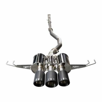 Injen Technology - Injen Performance Exhaust System - SES1583CF - Image 1