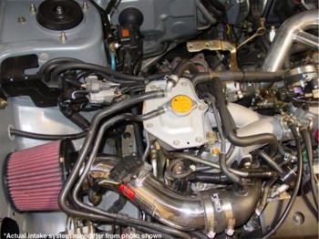 Injen Technology - Injen IS Short Ram Cold Air Intake System (Black) - IS1200BLK - Image 2