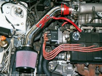 Injen Technology - Injen IS Short Ram Cold Air Intake System (Black) - IS1420BLK - Image 2