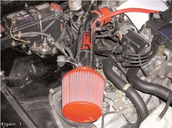 Injen Technology - Injen IS Short Ram Cold Air Intake System (Black) - IS1560BLK - Image 2
