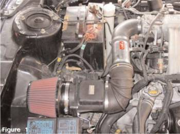 Injen Technology - Injen IS Short Ram Cold Air Intake System (Black) - IS1820BLK - Image 2