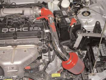 Injen Technology - Injen IS Short Ram Cold Air Intake System (Black) - IS1880BLK - Image 2