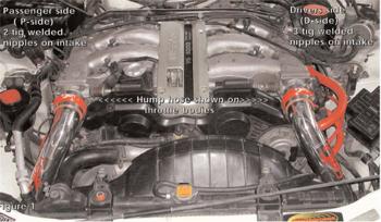 Injen Technology - Injen IS Short Ram Cold Air Intake System (Black) - IS1980BLK - Image 2