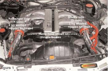Injen Technology - Injen IS Short Ram Cold Air Intake System (Black) - IS1981BLK - Image 2