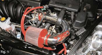 Injen Technology - Injen IS Short Ram Cold Air Intake System (Black) - IS2035BLK - Image 2