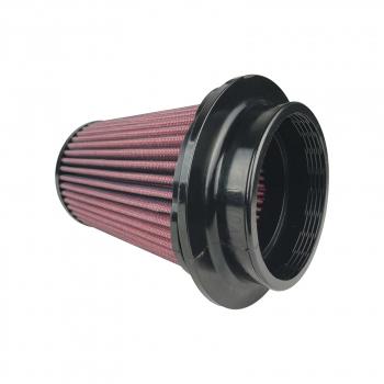 Injen Technology - Injen Technology 8-Layer Oiled Cotton Gauze Air Filter - X-1115-BR - Image 3